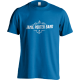 Straight Logo Blue T-shirt