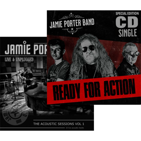 Ready For Action / Acoustic Session  CD Bundle